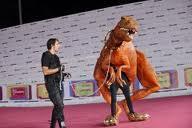 """Il dinosauro di """"Terranova"""", la serie tv di Steven Spielberg presentata in anteprima al RomaFictionFest 2011"""