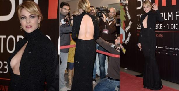 Claudia Gerini al Torino Film Festival
