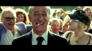 Toni Servillo interpreta Jap Gambardella ne La Grande Bellezza di Sorrentino