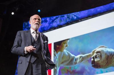 "Vint G. Cerf,  ""evangelizzatore""  di Google"