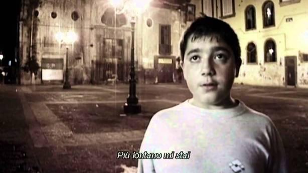 "Enzo Della Volpe in ""Le cose belle"""