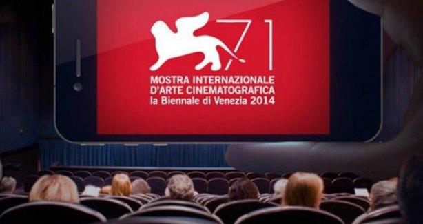Mostra d'arte cinematografica di Venezia 2014