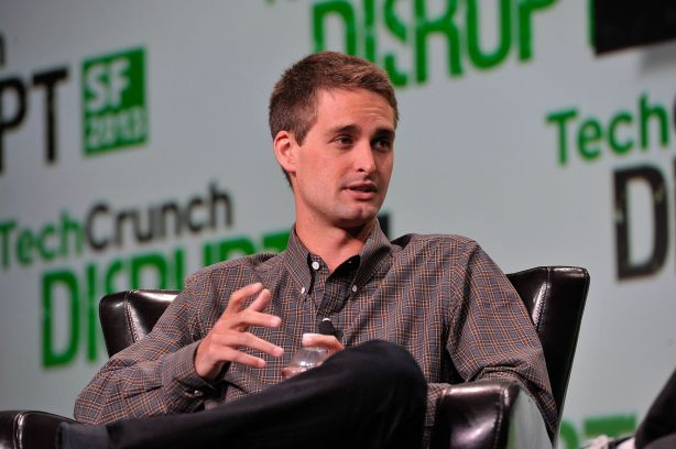 Evan_Spiegel_at_TechCrunch